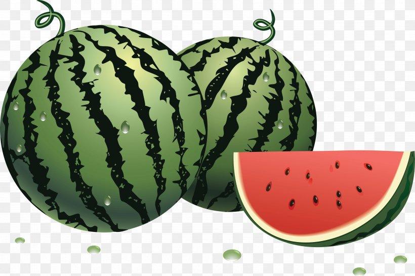 Watermelon Clip Art, PNG, 3528x2346px, Watermelon, Berry.