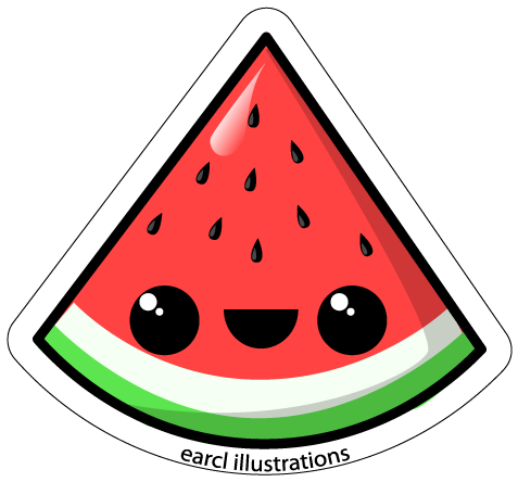 Watermelon Wallpaper Tumblr Clipart Panda Free Clipart.