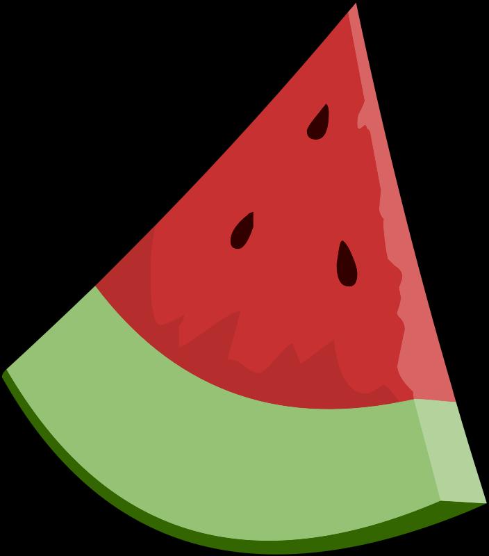 Watermelon Slice Wedge.