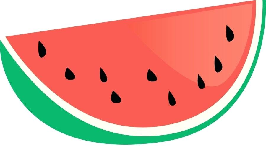 Collection of Watermelon clipart.