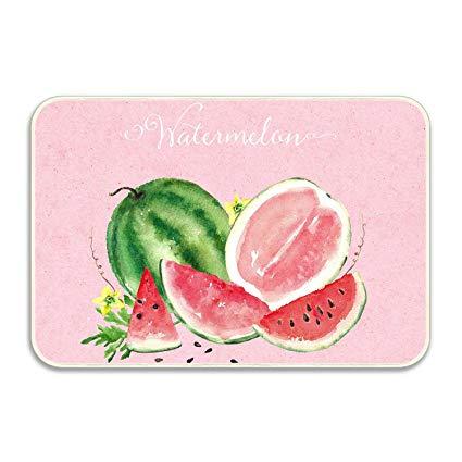 Amazon.com : KunnPillowcase Watermelon Watercolor Clipart.