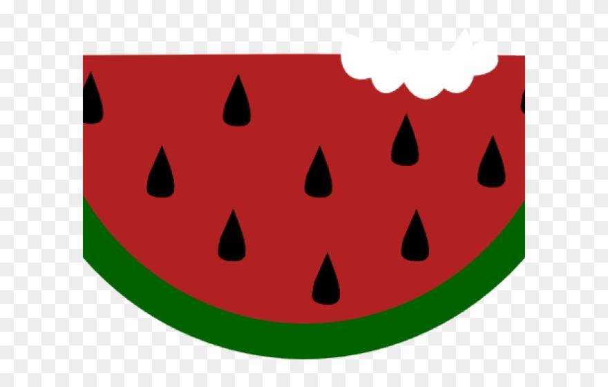 Watermelon Clipart Apple Seed.