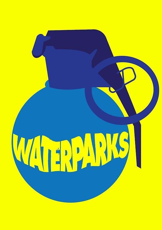 Waterparks Grenade\' Spiral Notebook by myinkworld.