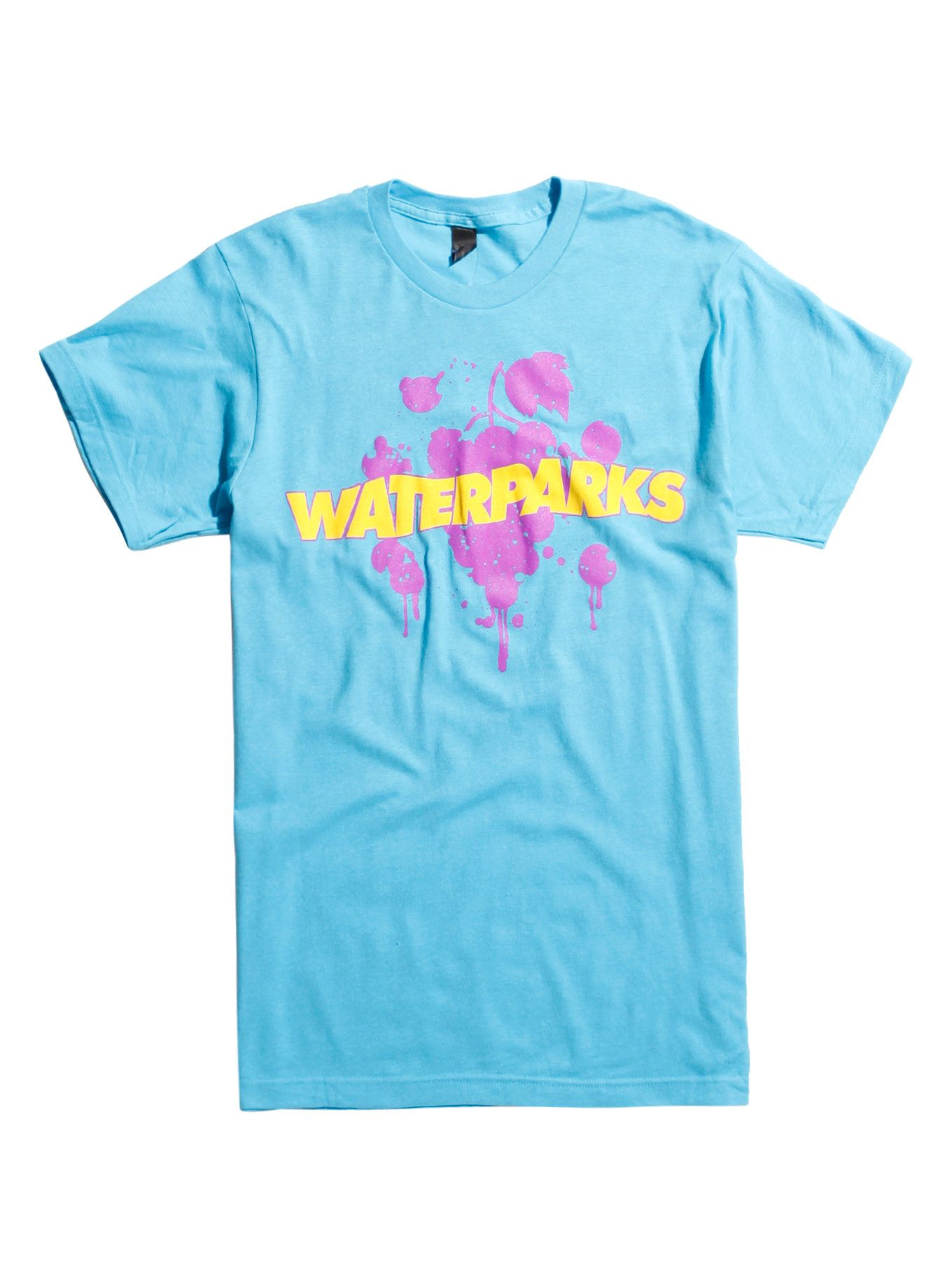 Waterparks Grapes Logo T.