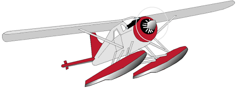 Small Sea Plane Clip Art Download.