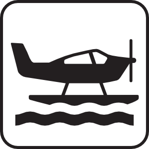 Sea Plane White Clip Art at Clker.com.