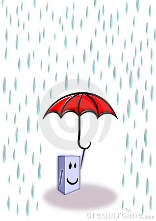 Waterproof clipart.