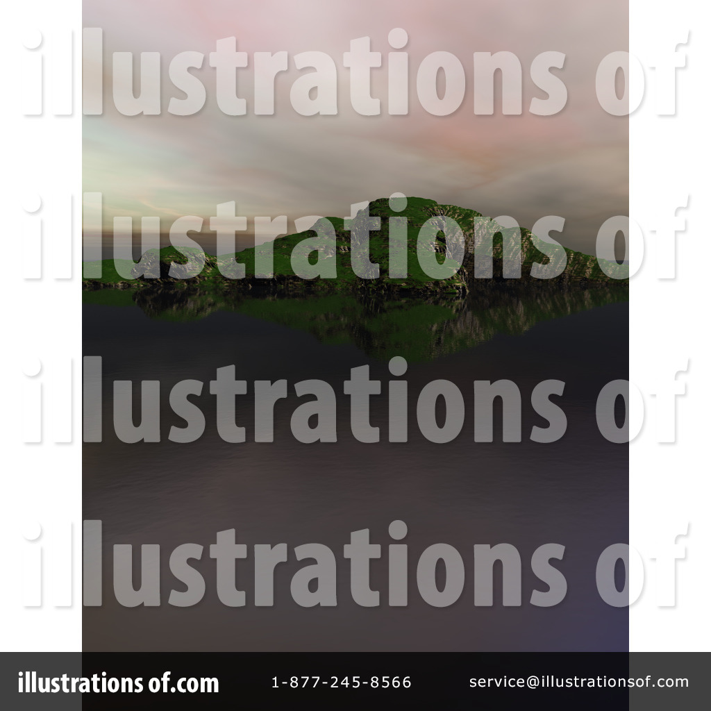 Waterscape Clipart #1073642.
