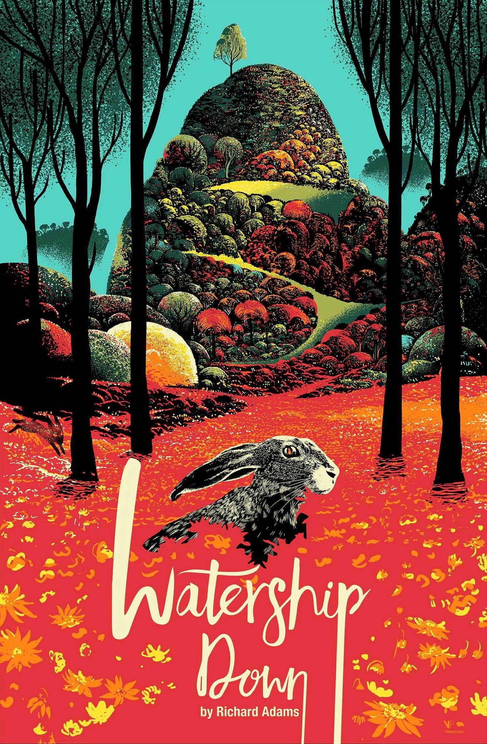 Watership Down (1978) in 2019.