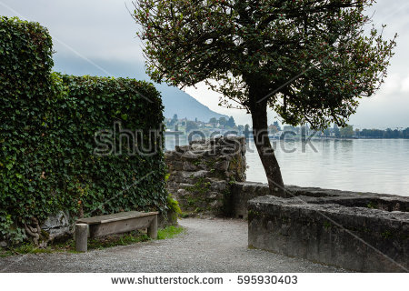 Chillon Castle Stock Photos, Royalty.