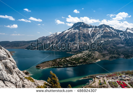 Waterton Stock Images, Royalty.