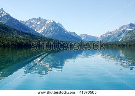 Waterton Lakes Stock Photos, Royalty.