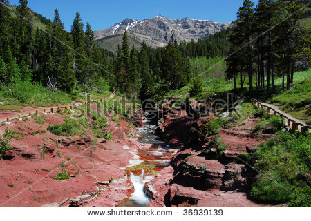 Waterton provincial park clipart #3