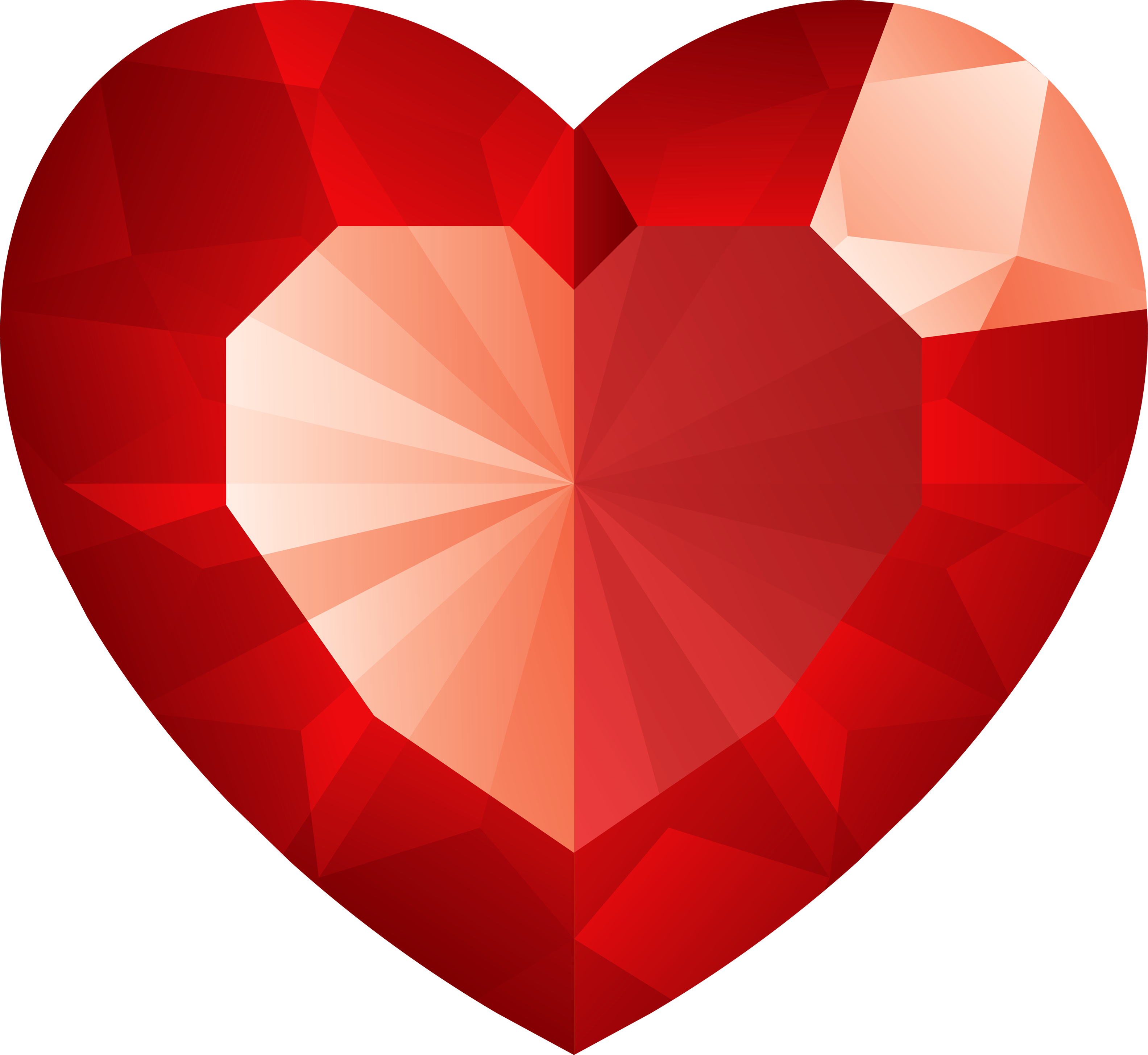Heart PNG free images, download.