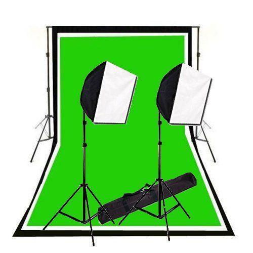 CowboyStudio Photography Photo Studio Video 600 Watt Quick Softbox.