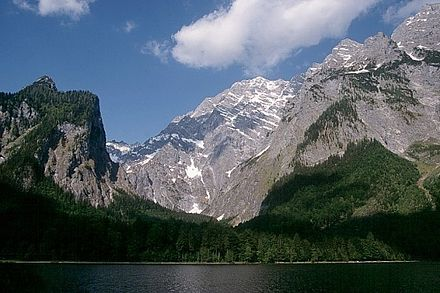 List of national parks of Germany.