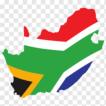 South Africa Map cutout PNG & clipart images.
