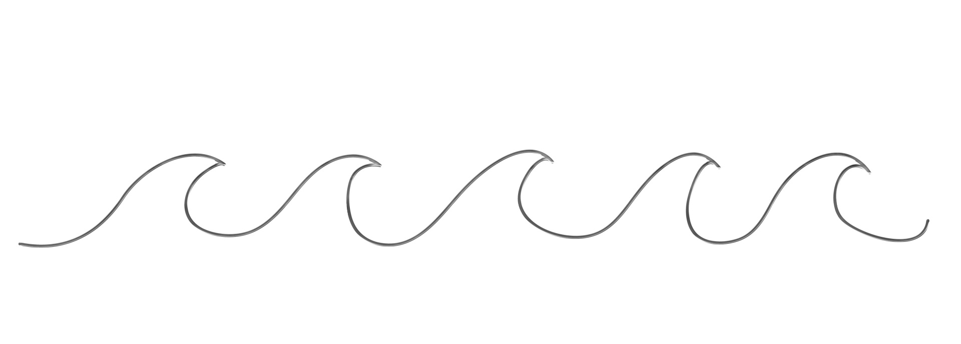 Waves clipart black and white 4 » Clipart Station.