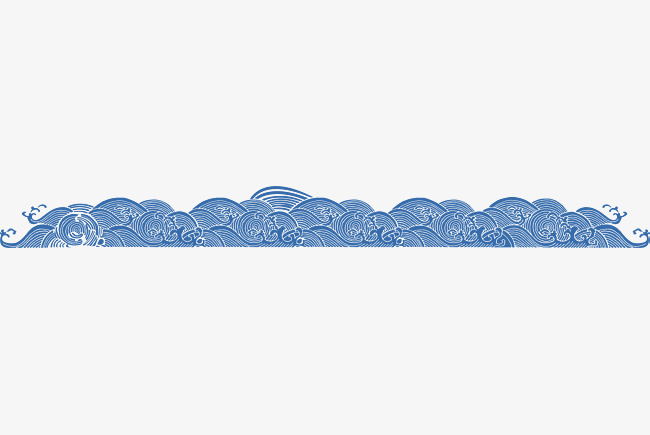 Waves border clipart 8 » Clipart Station.