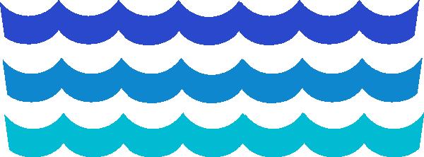 56+ Wave Clip Art.