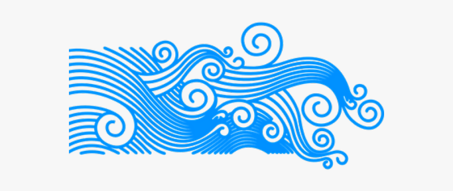 Ocean Wave Clipart.