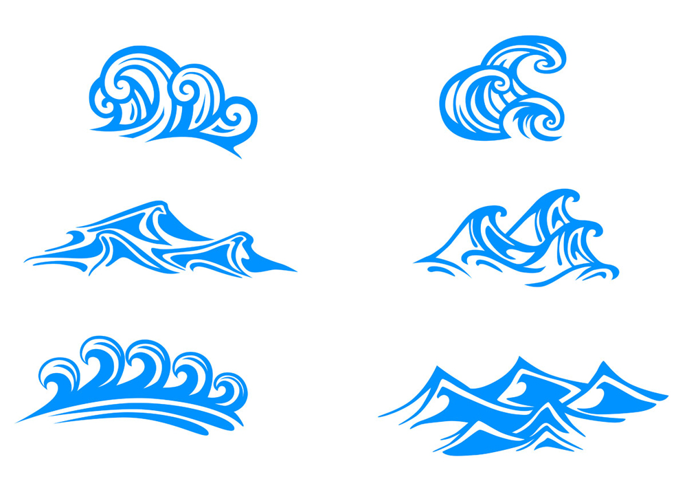 Free Wave Vector, Download Free Clip Art, Free Clip Art on.