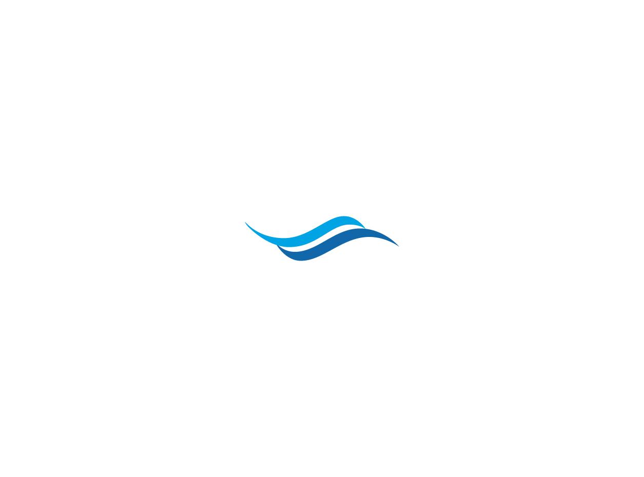 sea wave logo.