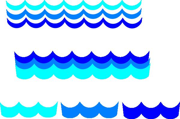 75+ Wave Clipart.