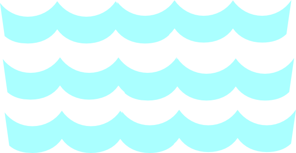 Wave Pattern Clip art.