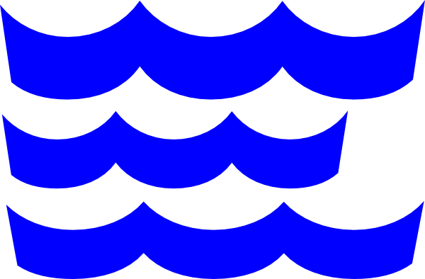 Wave Pattern Clip art.