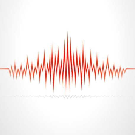 Free Audio Waves Clipart and Vector Graphics.