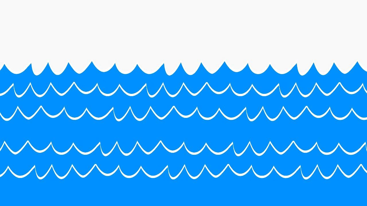 Waves Clipart 4731.