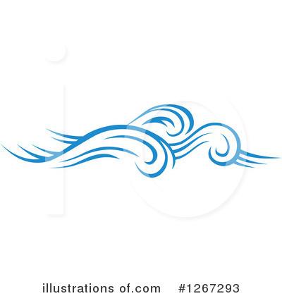 Free Clip Art Waves.
