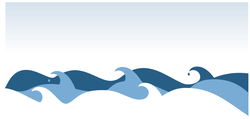 Waves ocean wave clip art vector free clipart images clipartcow.