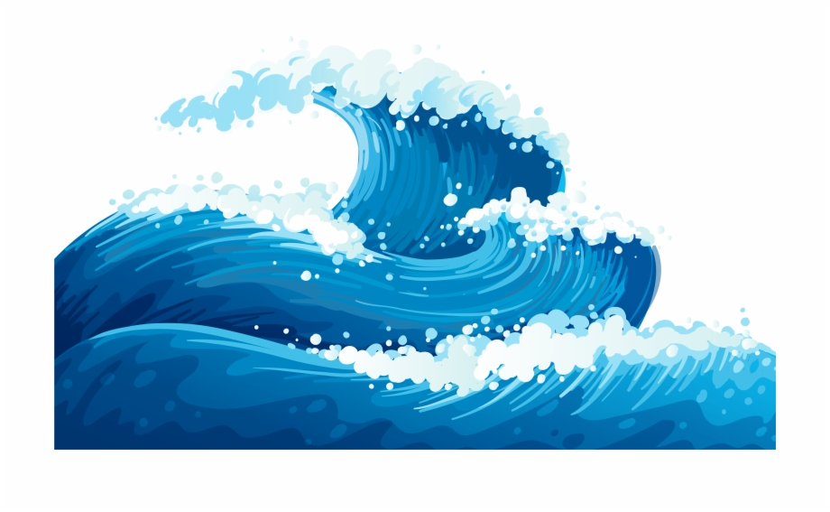 Wave Clipart No Background.