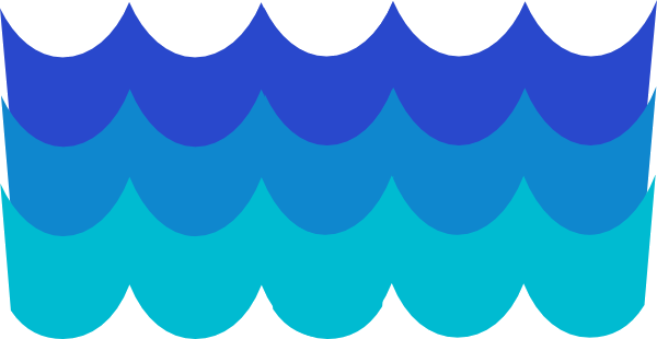 Wave Waves Clipart Transparent Png 4.