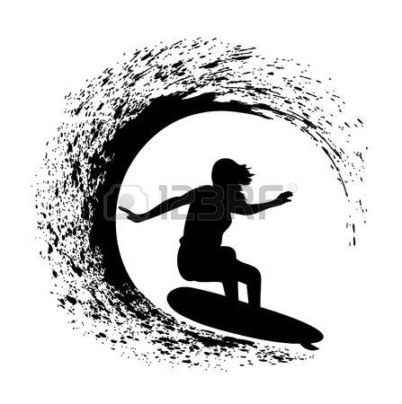 Wave Silhouette Images & Stock Pictures. Royalty Free Wave.