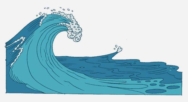 Free Cartoon Wave, Download Free Clip Art, Free Clip Art on.
