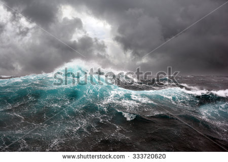 Storm Stock Photos, Royalty.