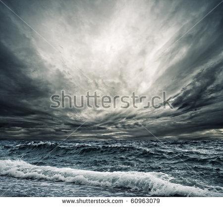 Storm Clouds Stock Photos, Royalty.