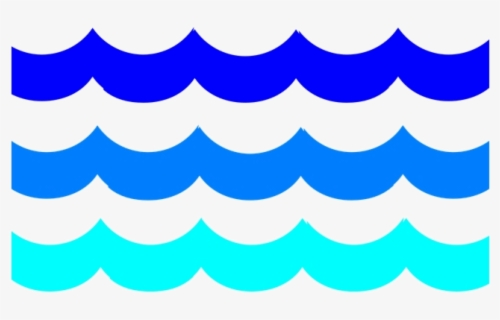 Free Ocean Waves Clip Art with No Background.