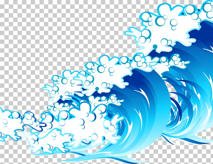 The Great Wave off Kanagawa Wind wave, Great waves waves.