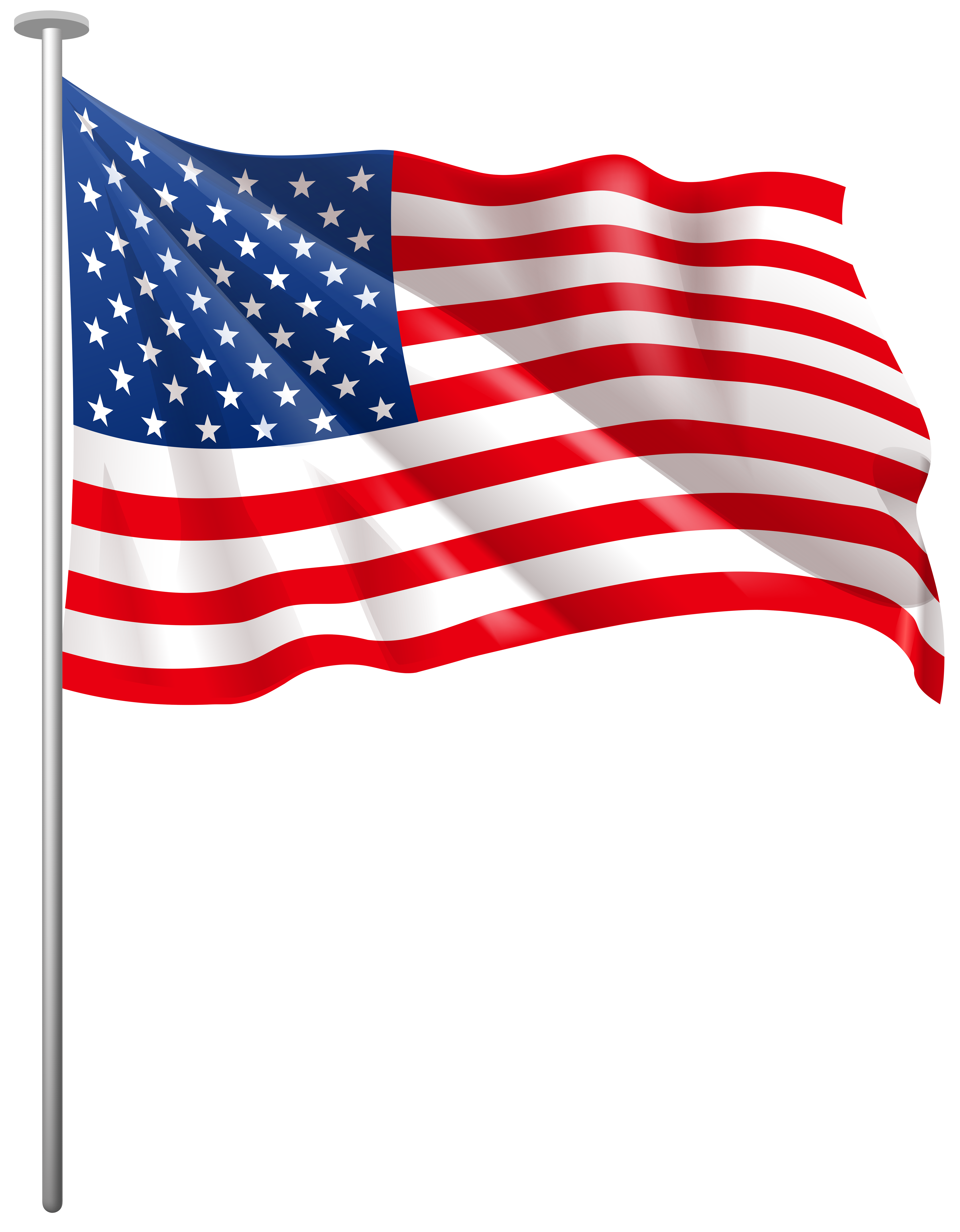 Flag of the United States Scalable Vector Graphics Clip art.
