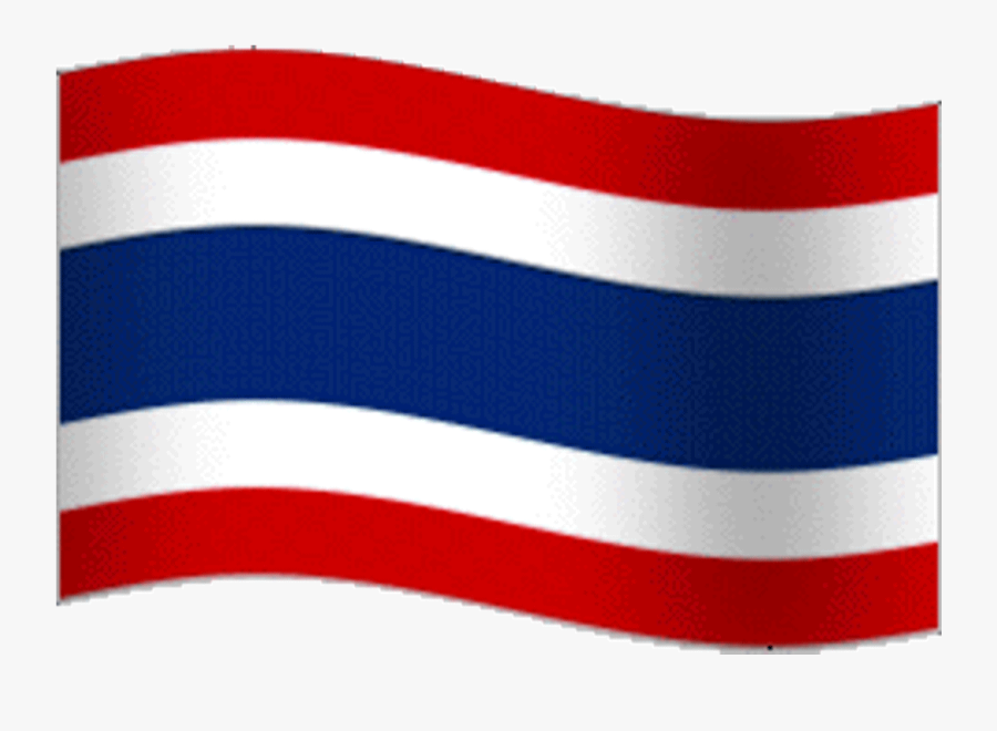 Animated Flag Of Thailand Clipart , Png Download.