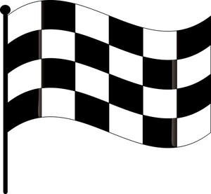 Free Checkered Flag Clipart Image 0515.