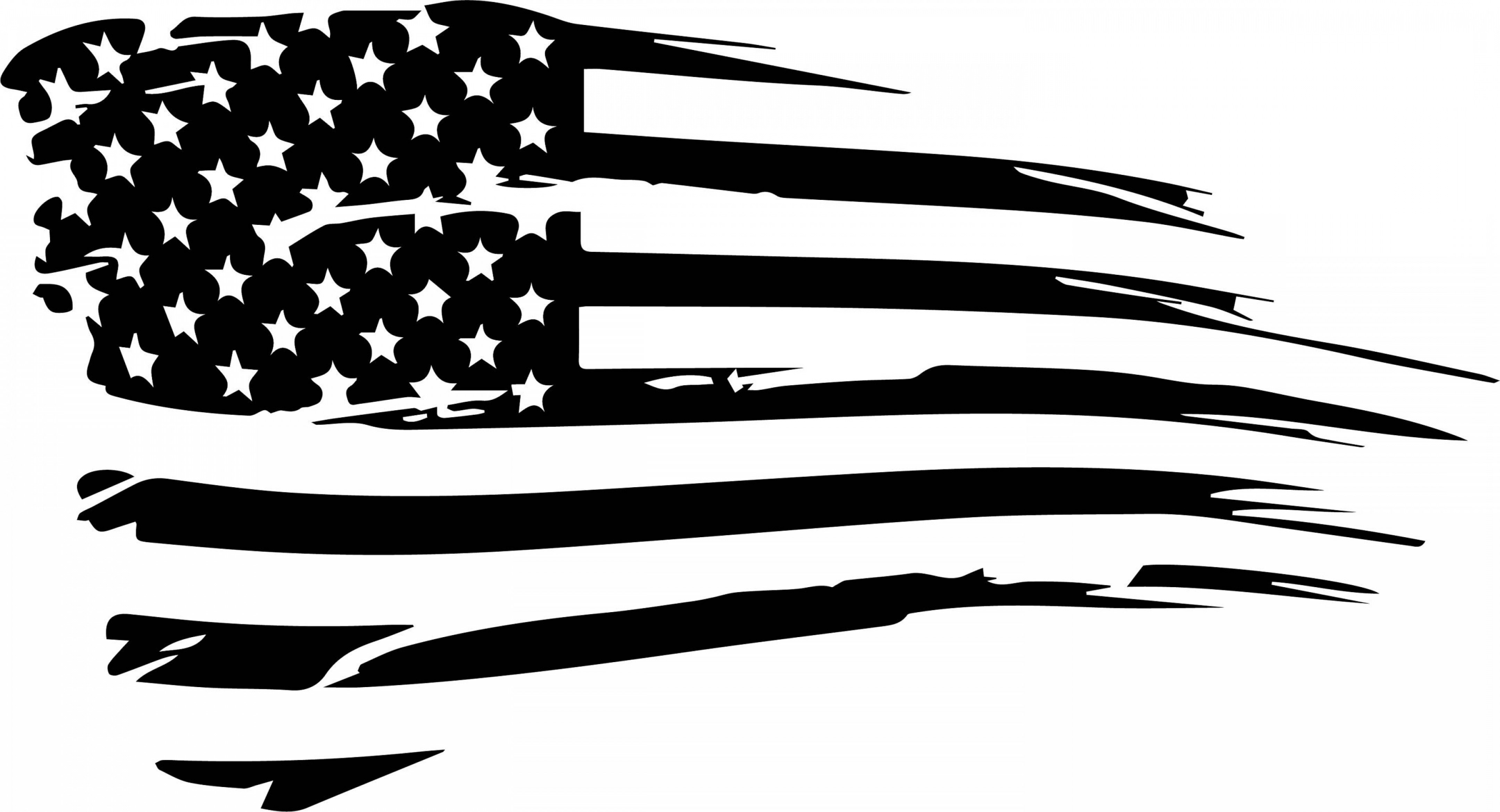 Vector American Flag Black And White at GetDrawings.com.