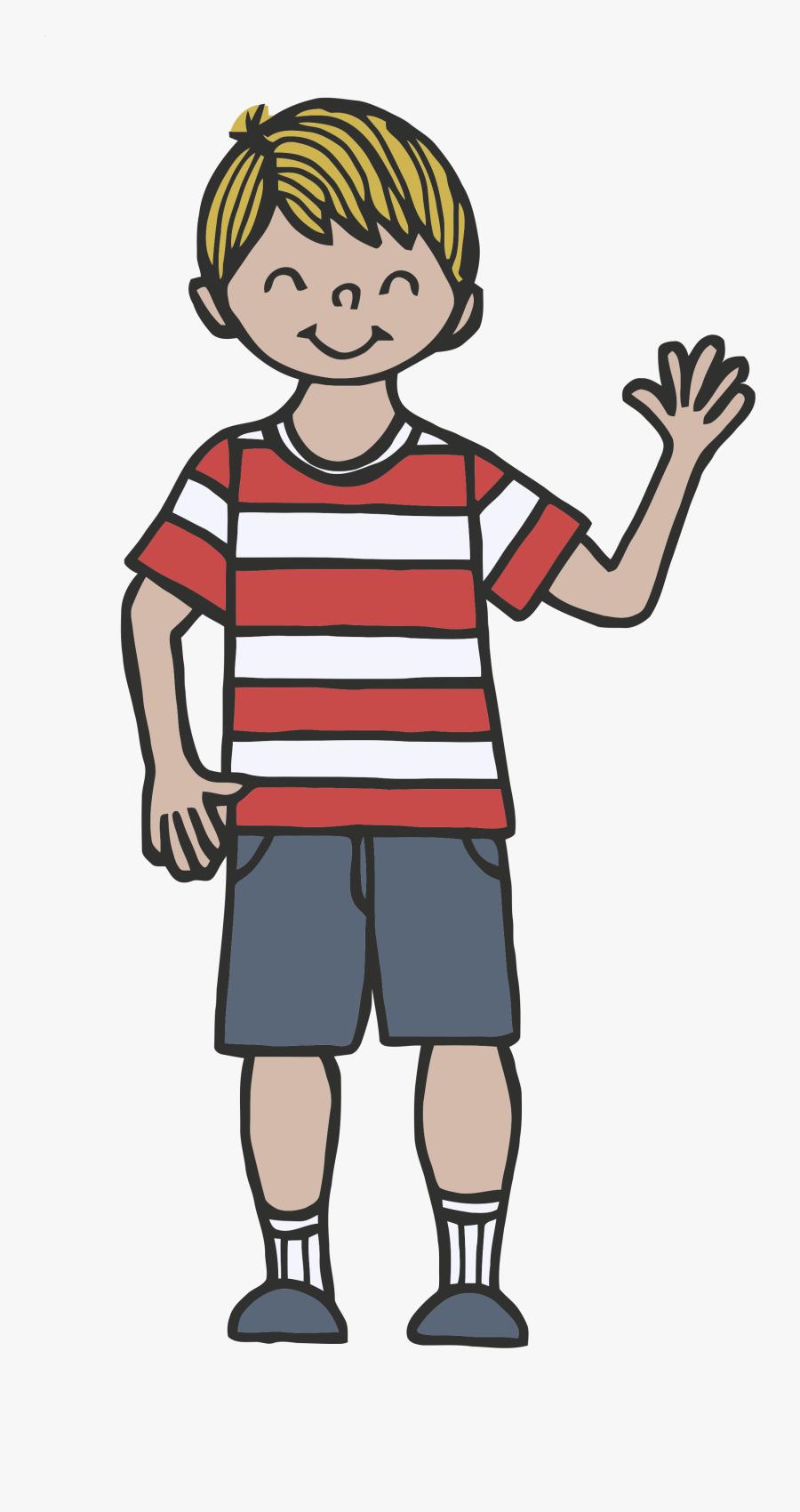 Clip Art Clipart Tall Boy.