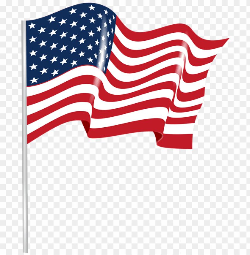 Download us waving flag transparent clipart png photo.