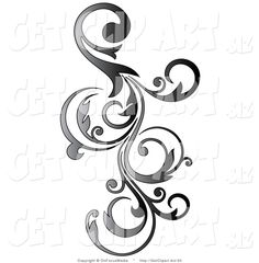 92 Best Paper Quilling Scrolls and flourishs images.