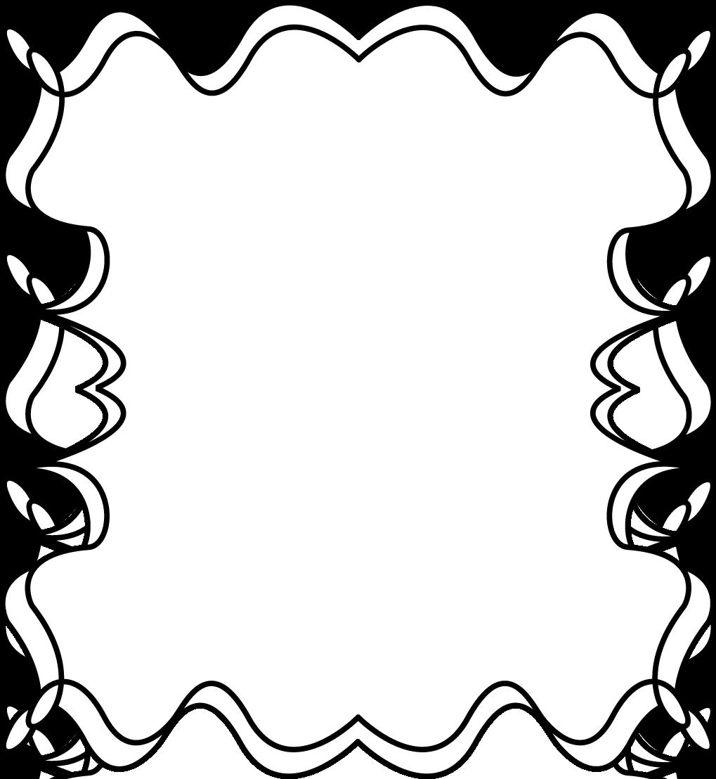 Free Printable Clip Art Borders.